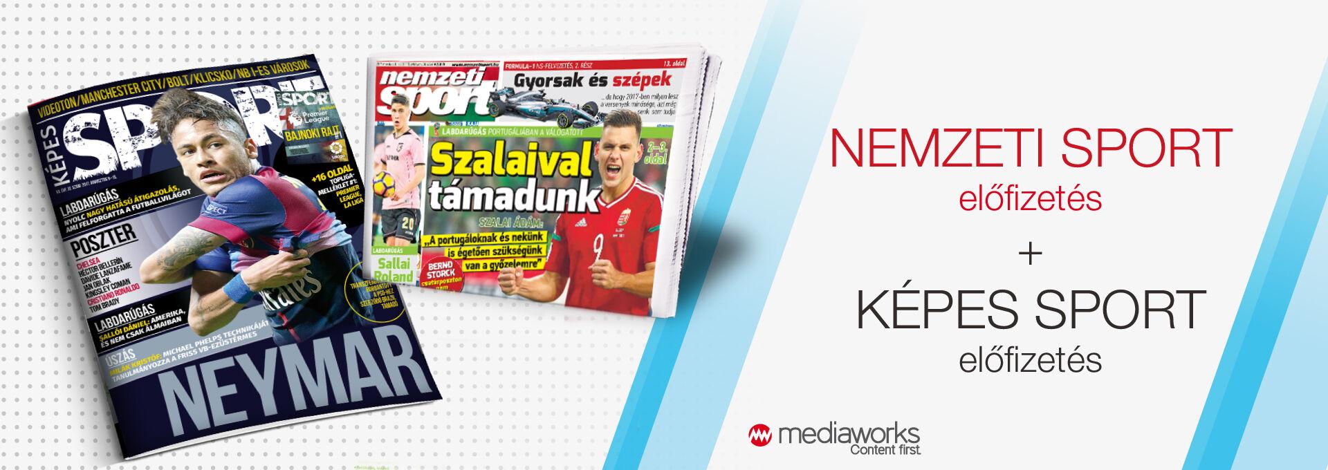 Nemzeti Sport + Képes Sport