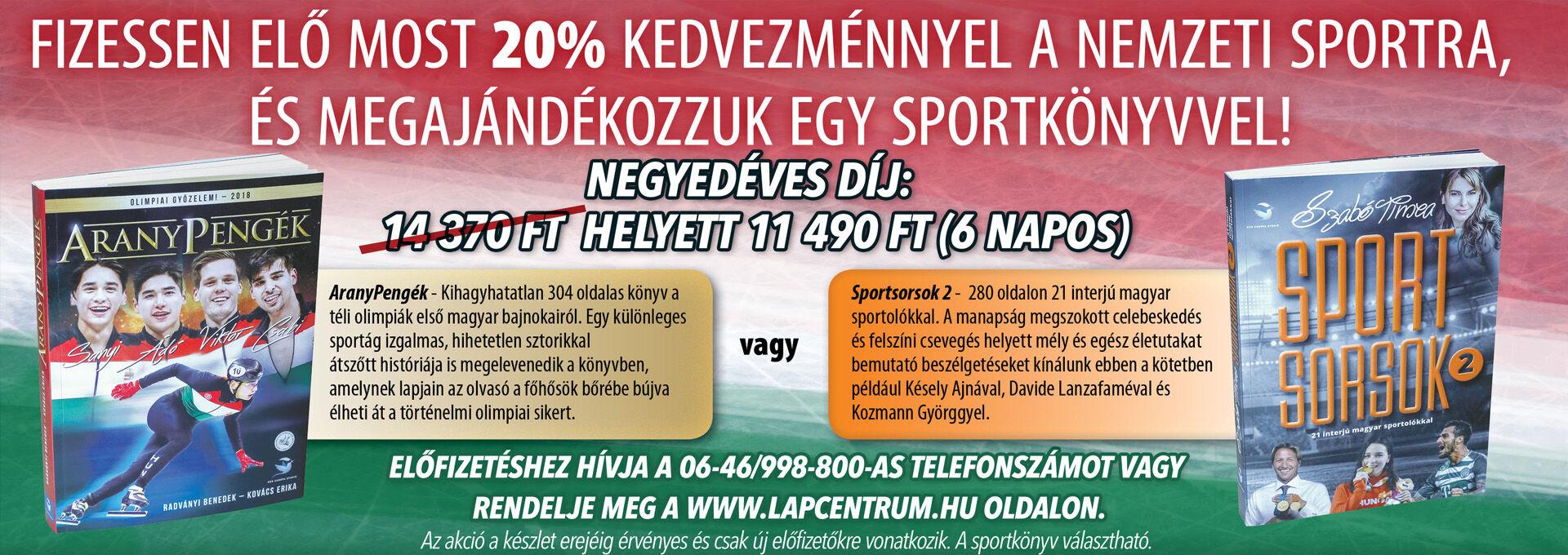 Nemzeti Sport + Sportkönyv