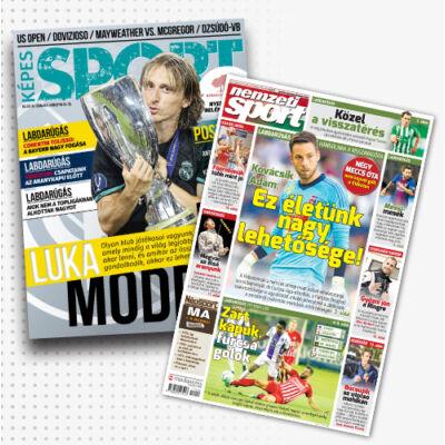 Nemzeti Sport + Képes Sport csomag