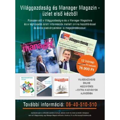 Világgazdaság + Manager Magazin