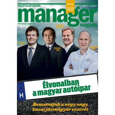 Manager Magazin előfizetés