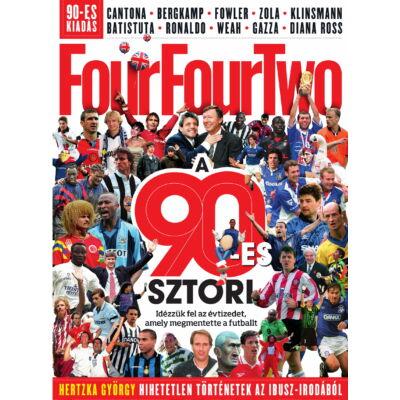 FourFourTwo 12 hónapos előfizetés