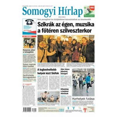 Somogyi Hírlap előfizetés
