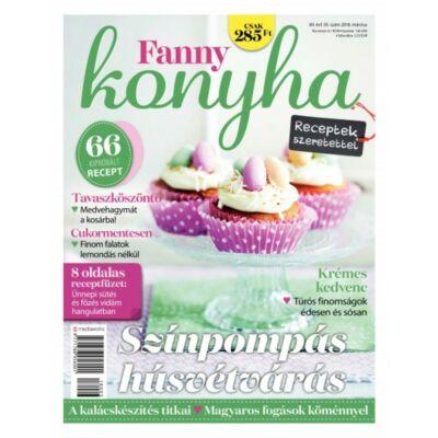Fanny Konyha előfizetés