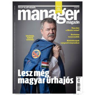 Manager Magazin 12 hónapos előfizetés