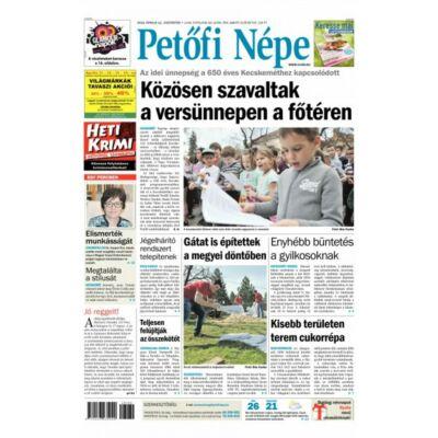 Petőfi Népe előfizetés