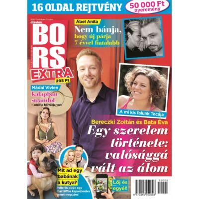 Bors Extra magazin előfizetés