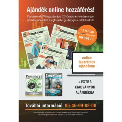 Világgazdaság + EXTRA kiadványok + online lapszámok