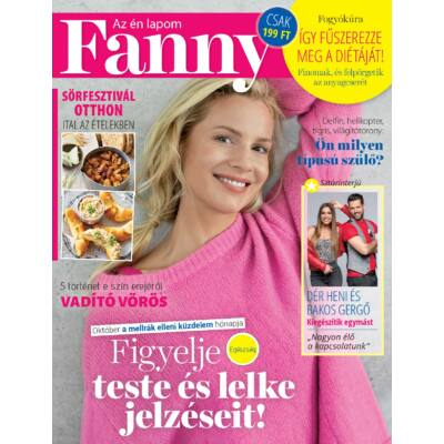 Fanny 12 hónapos előfizetés