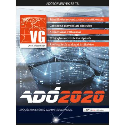 Világgazdaság ADÓ Évkönyv 2020