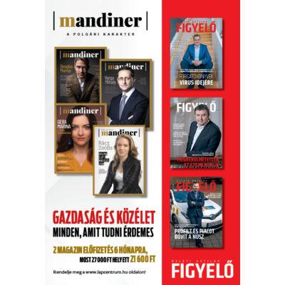 Figyelő+ Mandiner csomag