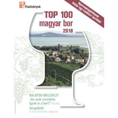 TOP 100 magyar bor 2018