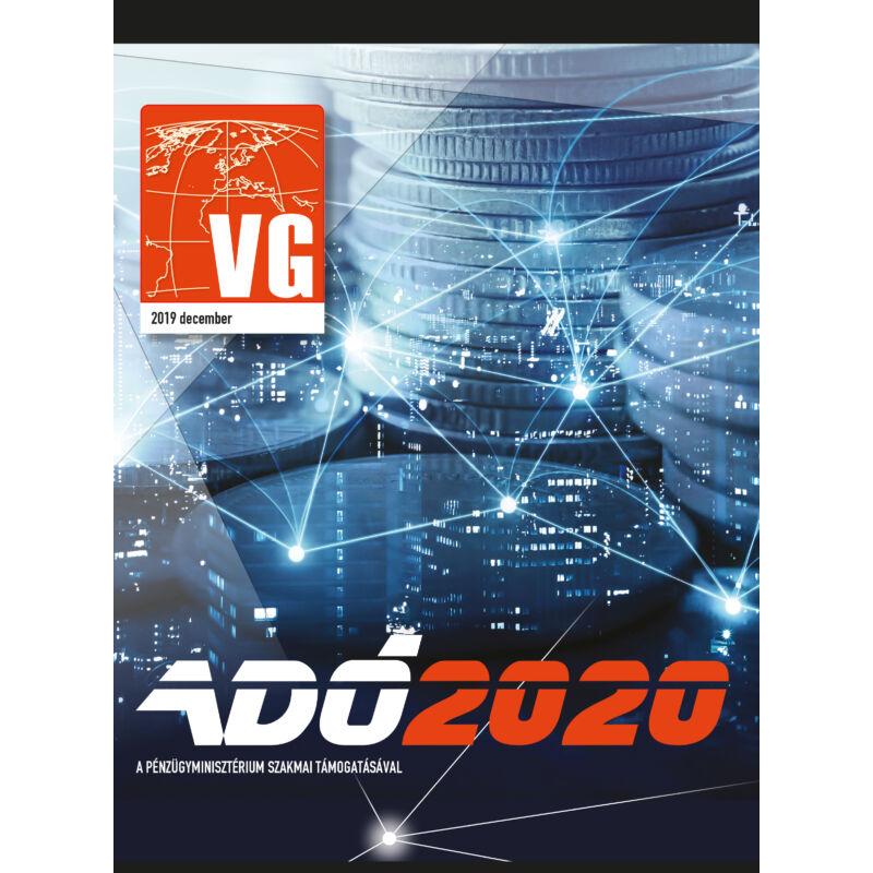 Világgazdaság Adó Évkönyv 2021
