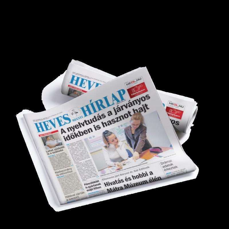 Heves Megyei Hírlap