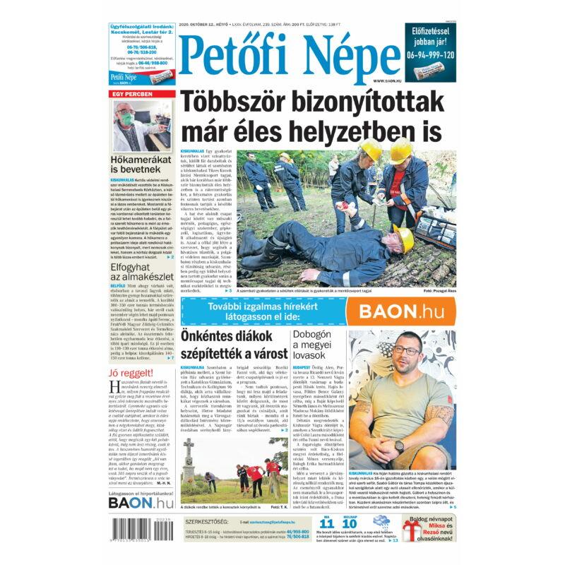 Petőfi Népe