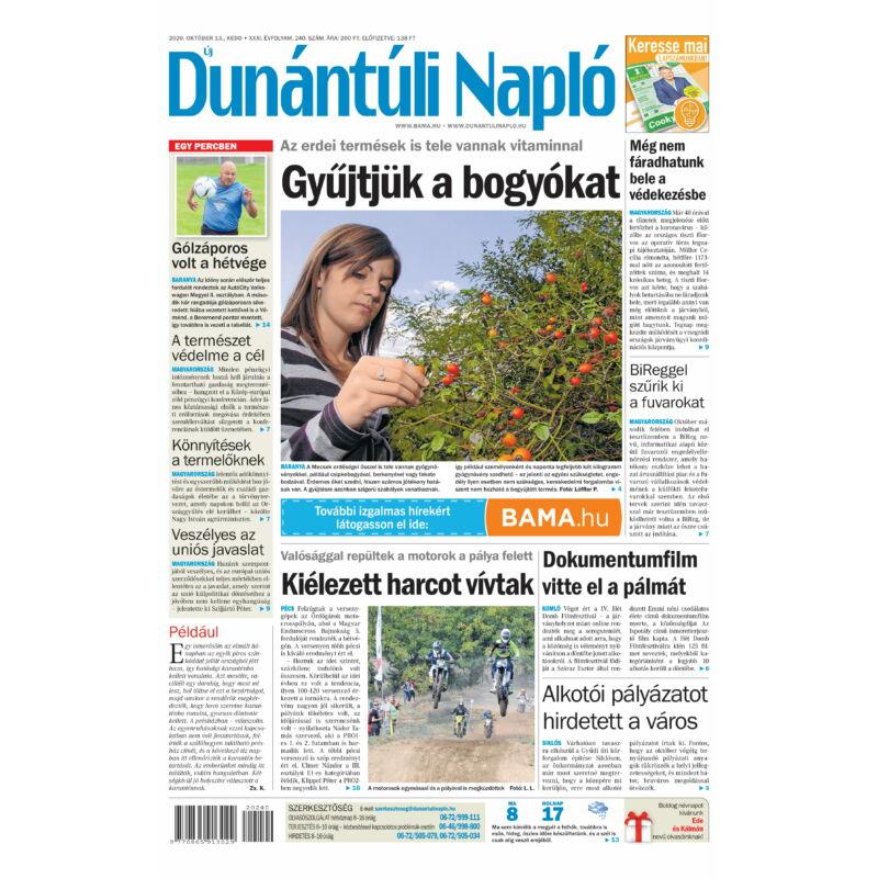 Új Dunántúli Napló